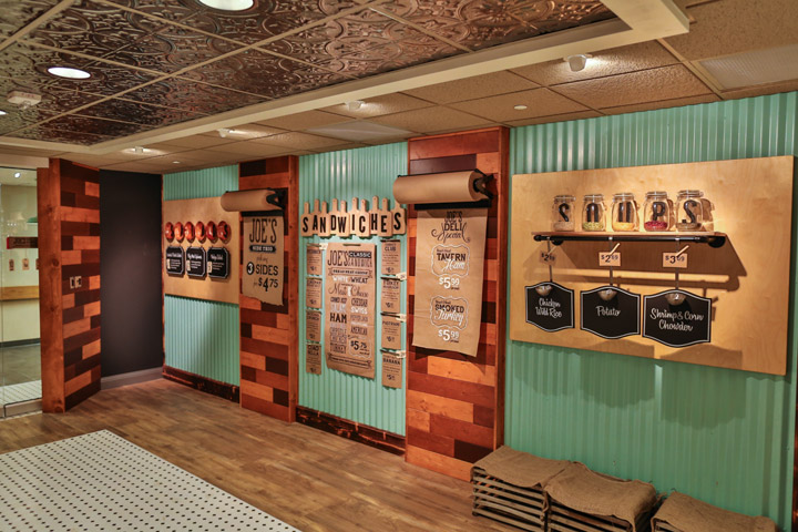 Joe S Deli And Market Cms Architectural Products