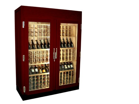 Merveilleux Refrigerated Wine Cabinet